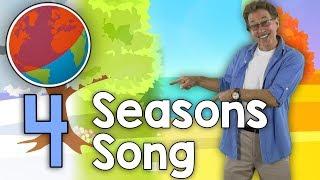 Four Seasons Song | Jack Hartmann