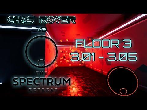 The Spectrum Retreat Floor 3.01-3.05 where we be TELEPORTING now! |