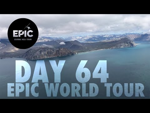 CROSSING THE BERING STRAIGHT | EPIC World Tour DAY 64