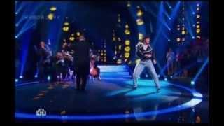 """Гаврилов Владимир - Мадонна (Александр Серов cover) Шоу """"Большая перемена"""""""