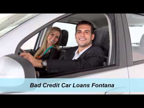 Bad Credit Car Loans Fontana