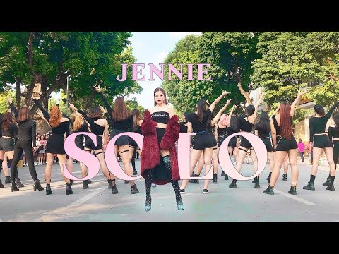 [KPOP IN PUBLIC CHALLENGE] JENNIE - 'SOLO' Dance Cover By S.A.P From Vietnam
