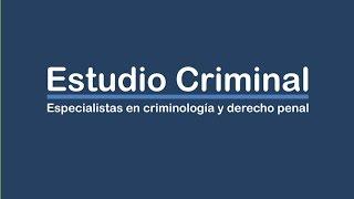 Repeat youtube video Criminología - Definición, Historia y Concepto