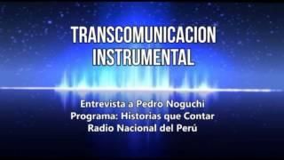 ENTREVISTA TRANSCOMUNICACION INSTRUMENTAL