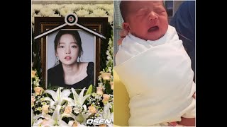 "Goo Hara became an aunt... Brother Goo Ho In ""Whenever I think of my sister I cry a lot"""