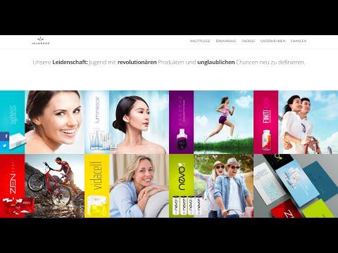 Live Jeunesse Produkt- und Business Webinar 2016