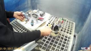 Химическая металлизация тест адгезионного лака на серебре  обучение оборудование расходные материалы