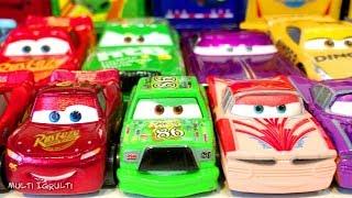 Тачки Новые Машинки Распаковка Мини Тачки Игрушки Дисней Видео для Детей