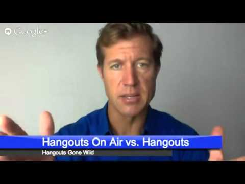 Google Hangouts On Air For Business :How To Use Hangouts On Air To Create 6 Blog Posts In 15 Minutes