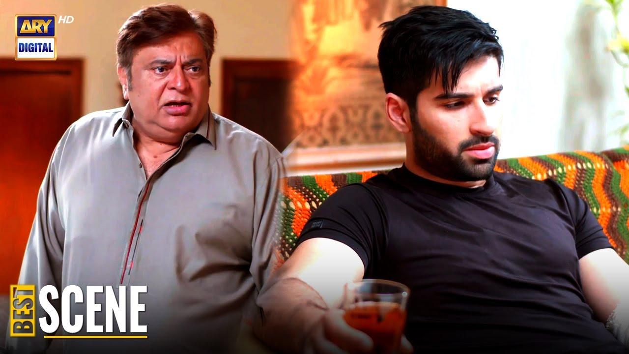 Mujhay Vida Kar Episode | BEST SCENE | Muneeb Butt | Shabbir Jan |