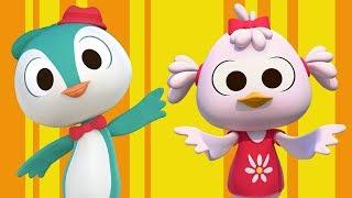 Estatua - Las Canciones del Zoo 2 | El Reino Infantil