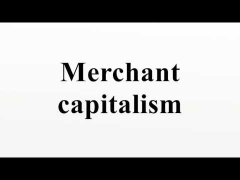 Merchant capitalism