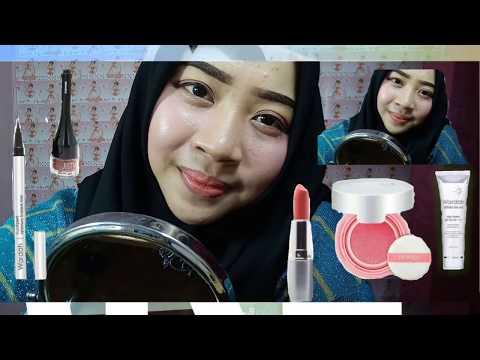 """tutorial-make-up-sehari-hari-tanpa-bedak-""""-wardah-white-secret-"""""""