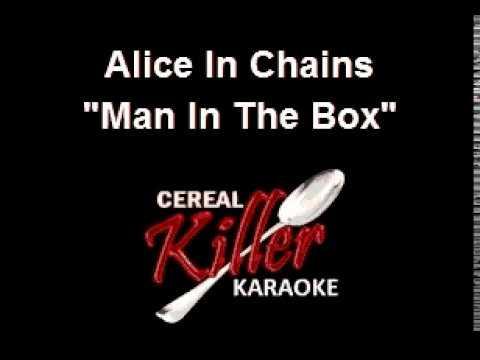 CKK - Alice In Chains - Man In The Box (Karaoke)