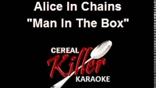 CKK - Alice In Chains - Man In The Box (Karaoke)