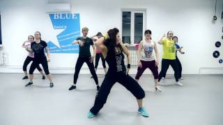 Nene-malo-Traketeo.Zumba Fitness by Юлия Габаидзе All Stars Dance Centre 2015