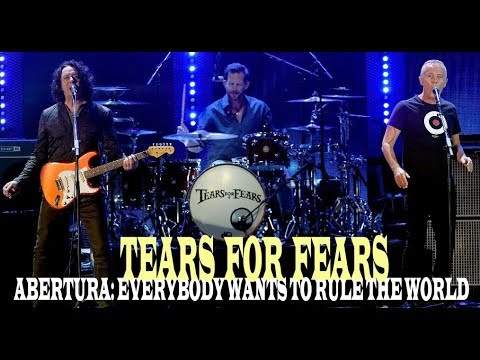 TEARS FOR FEARS: ROCK IN RIO 2017 - ABERTURA DO SHOW (LIVE ...