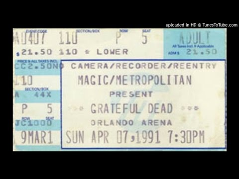 """Grateful Dead - """"Playing in the Band/Uncle John's Band/Playing"""" (Orlando Arena, 4/7/91)"""