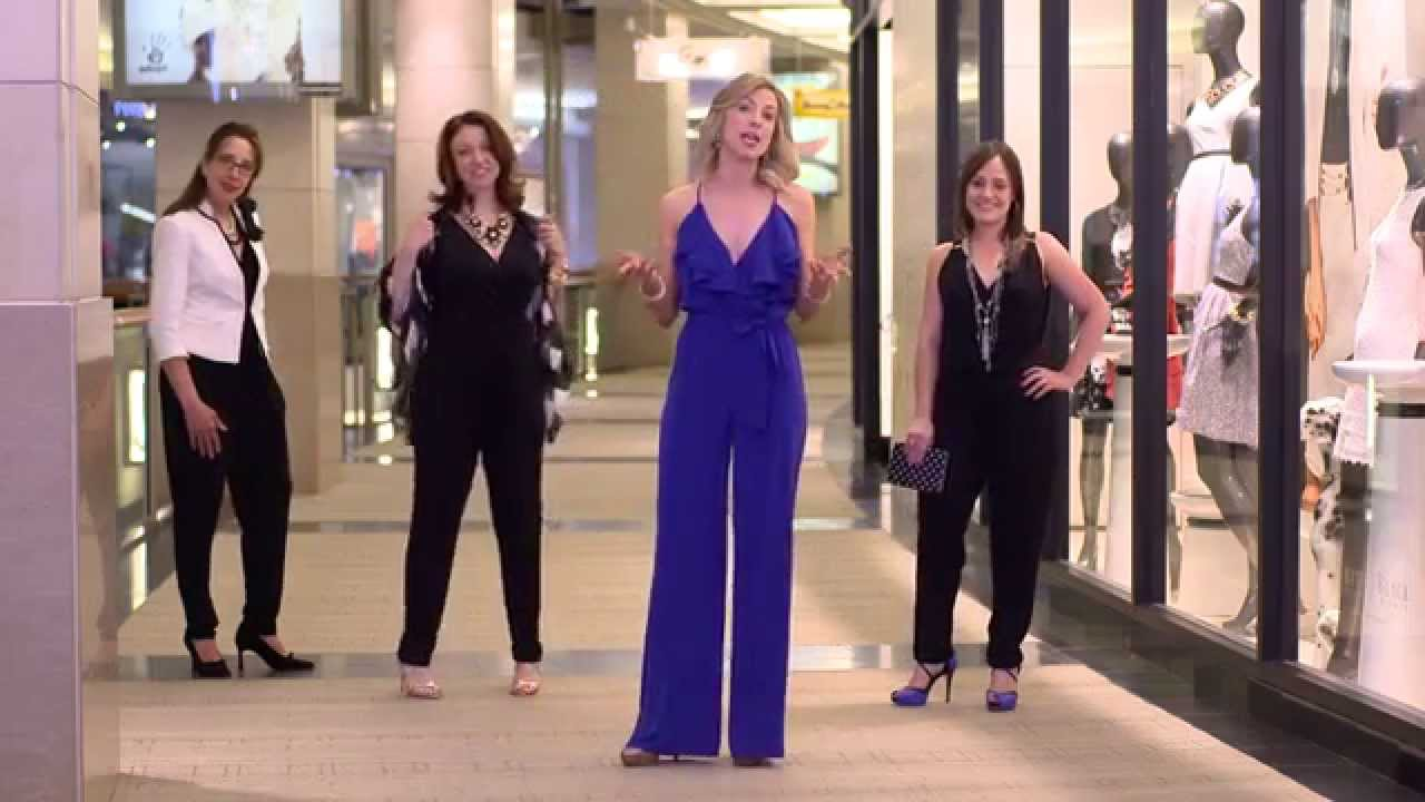 f33e0865c750 Summer Fashion  How to Wear a Jumpsuit - YouTube