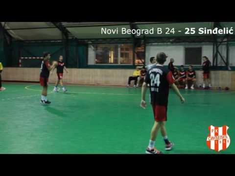 Novi Beograd B - Sindjelic 99'