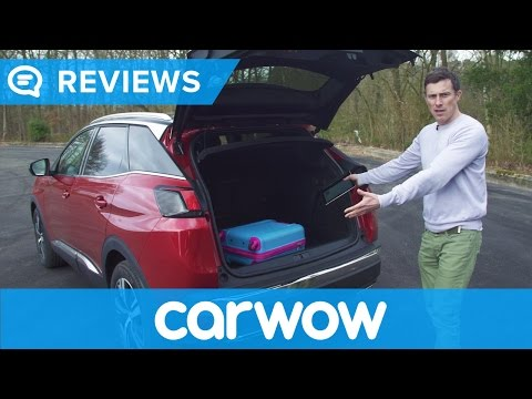 Peugeot Suv Practicality Review