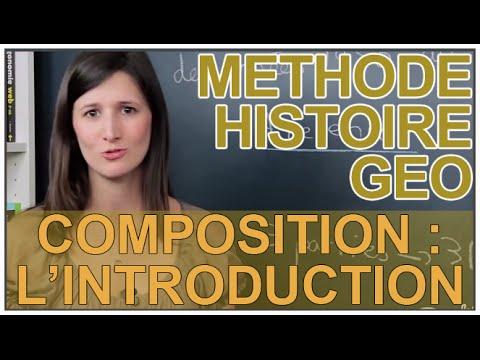 Comment faire une dissertation en histoire