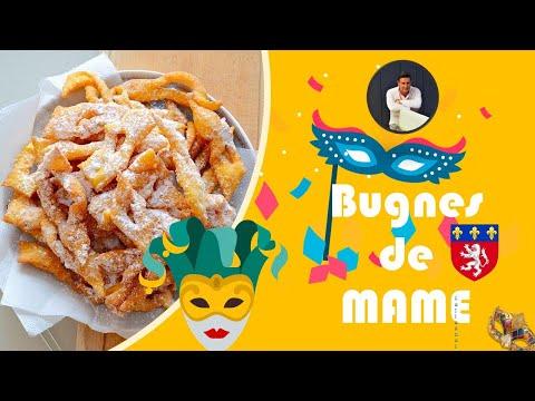 plateau-gourmand-;-bugnes-de-mamé-#mardigras┃recette-du-chef-cyril-rouquet-prévost
