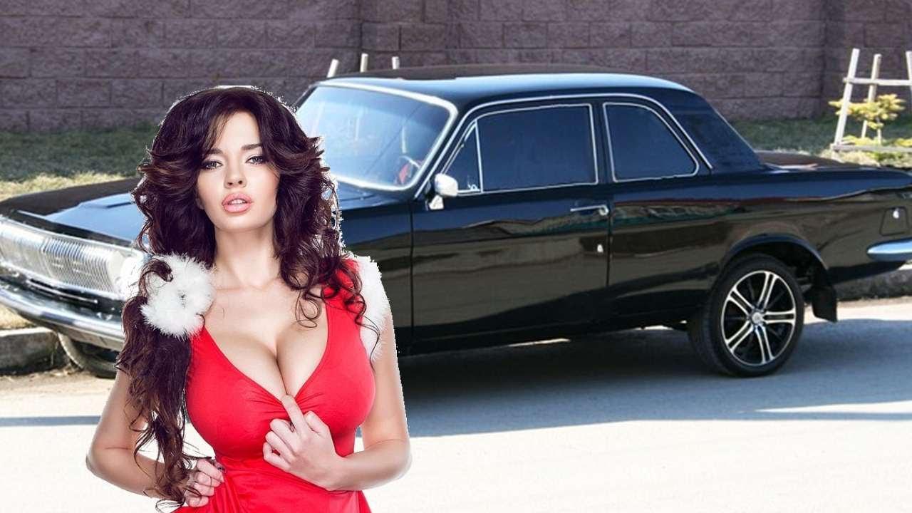Volga girl