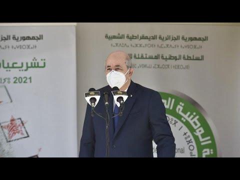Algeria's prime minister Abdelaziz Djerad resigns