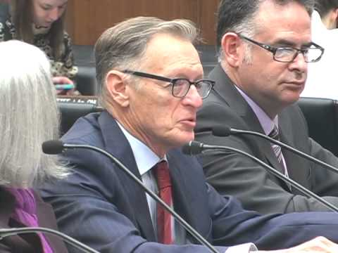 Michael Donaldson Presents Orphan Works Case to Congress