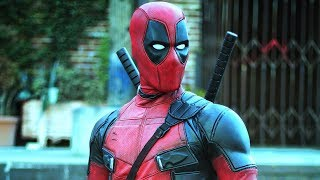 omg meeting deadpool in real life