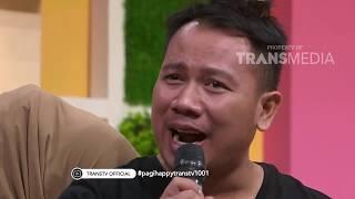 PAGI PAGI PASTI HAPPY - Vicky Sampai Menangis Karena Permasalahannya Dengan Vivi (10/1/18) Part 5