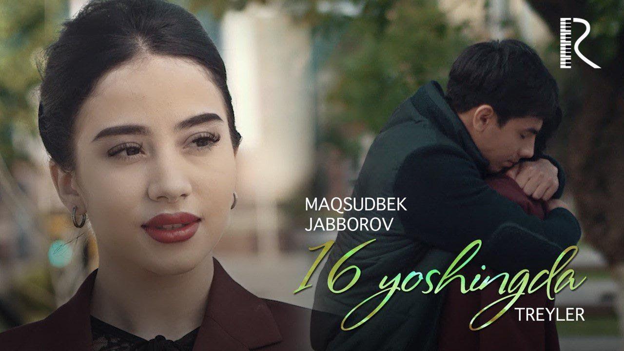 Maqsudbek Jabborov - 16 yoshingda | Максудбек Жабборов - 16 ёшингда