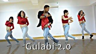 Gulabi 2 0 | Sonakshi Sinha, Amaal Mallik, Tulsi Kumar | Sannthosh Choreography