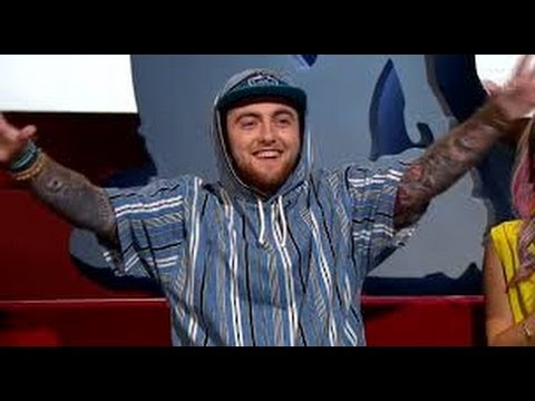 Mac Miller - Grandpa Used To Carry A Flask (Delusional Thomas) NORMAL VOCALS