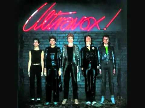 THE WILD, THE BEAUTIFUL AND THE DAMNED - ULTRAVOX #Make Celebs History
