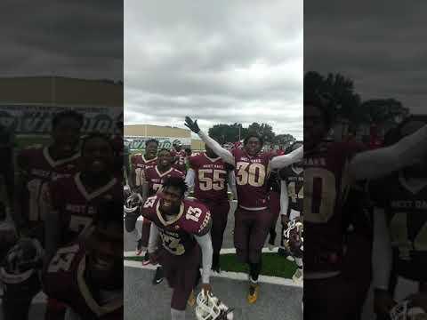 West Oaks Academy Football 2019 FIHSAA State Champions(1)