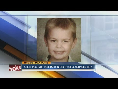 DSS releases records concerning death of Lucas Webb