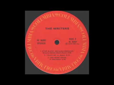 THE WRITERS - Star Black