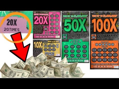 LOOK WHAT WE FOUND! 💰 NEW FLORIDA SCRATCH OFF TICKETS 💰