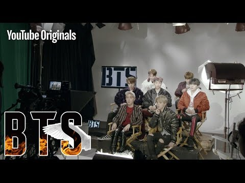 Ep4 It's on you and I | BTS: Burn the Stage