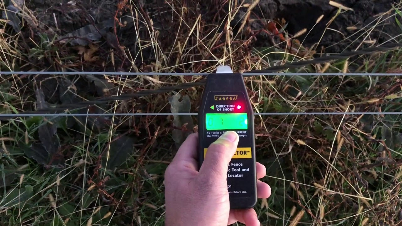 How To Find The Short In Your Electric Fence We Try The
