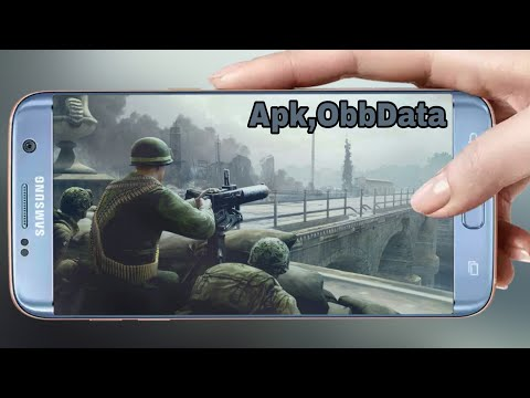 World War Heroes: WW2 Fps Game Apk+obbData Download For Android In Hindi