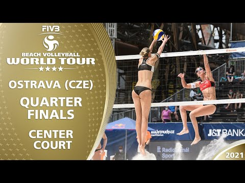 LIVE ?  Court 1   Quarterfinals   4* Ostrava 2021