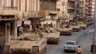 Холодная война - Ливан