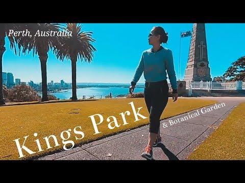 Perth, WA | Kings Park & Botanic Garden