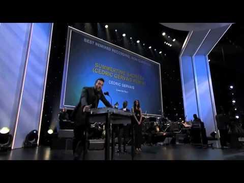 Cedric Gervais - Winning Grammy