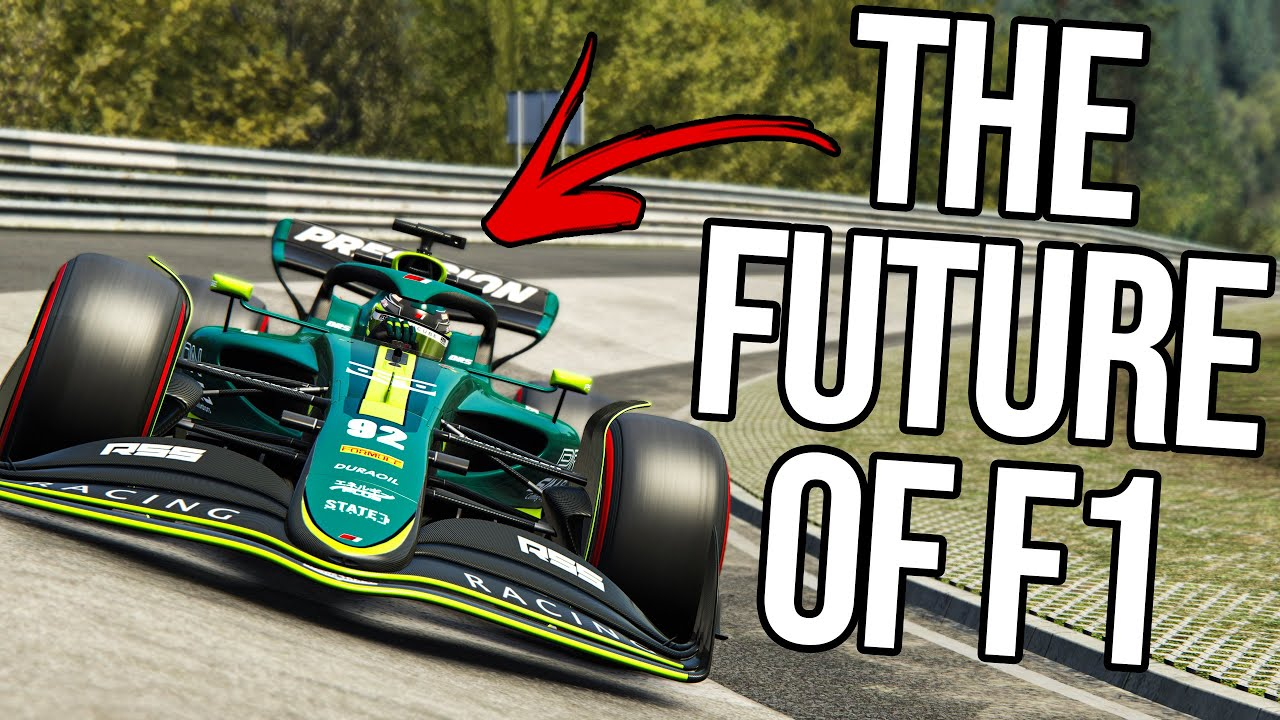 What's It Like To Drive THE NEW 2022 F1 Car?