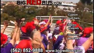 Big RED Bus TV Commercial!