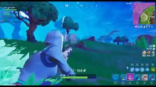 Fortnite - Winning a duo vs squad game